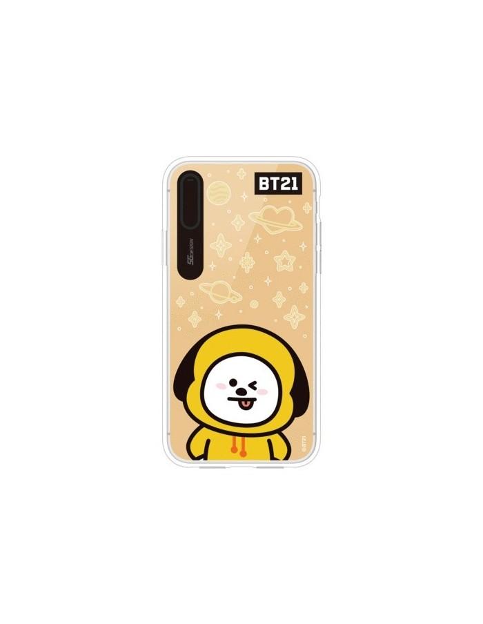 [BT21] Mirror Light Up Case iPhone7/8 (Hybrid)