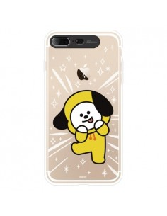 [BT21] Clear Light Up Case iPhone7/8 PLUS (SOFT)