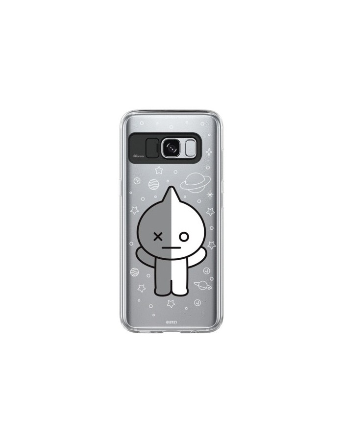 [BT21] Light Up Case Galaxy S8 Plus (Soft)