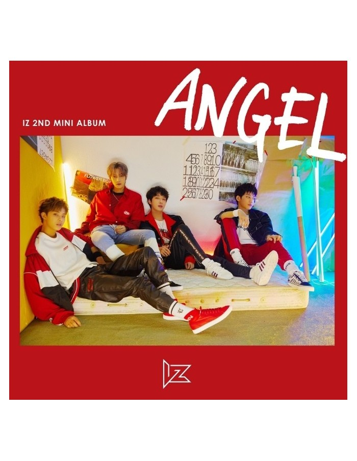 (G)I-DLE 1st Mini Album - I AM CD + Poster