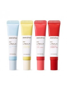 [INNISFREE] My Lip Balm 15g (11Kinds)