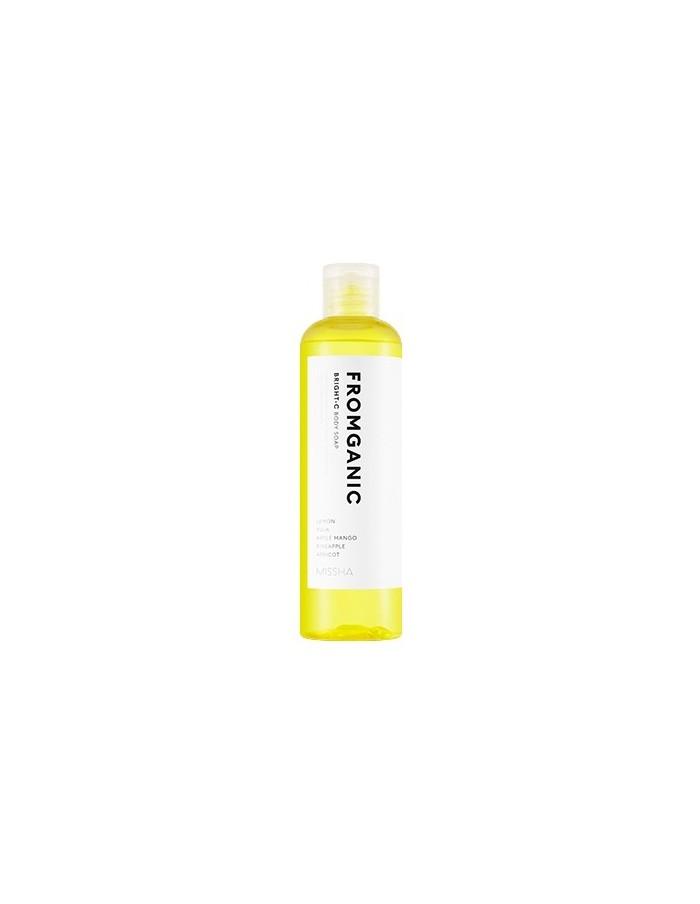 [MISSHA] Fromganic Body Soap - Green Shower 300ml
