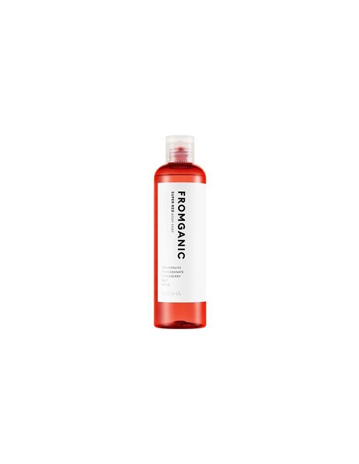 [MISSHA] Fromganic Body Soap - Bright C 300ml