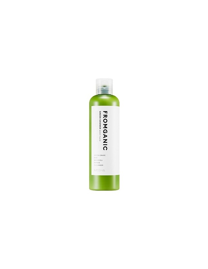 [MISSHA] Fromganic Body Fluid - Bright C 300ml
