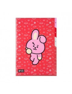 [BT21] Monopoly Collaboration Goods - 3 Pocket PP L Holder