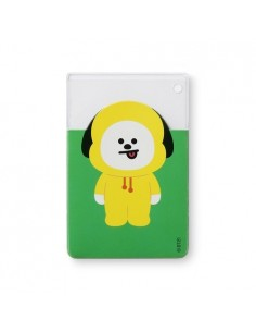 [BT21] BTS Monopoly Collaboration Goods -Clear Card Case