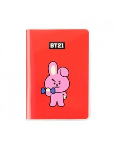 [BT21] BTS Monopoly Collaboration Goods - BT21 Pocket Note