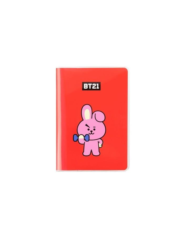 [BT21] BTS Monopoly Collaboration Goods - BT21 Pocket Note