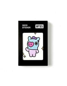 [BT21] BTS Monopoly Collaboration Goods - BT21 Deco Sticker