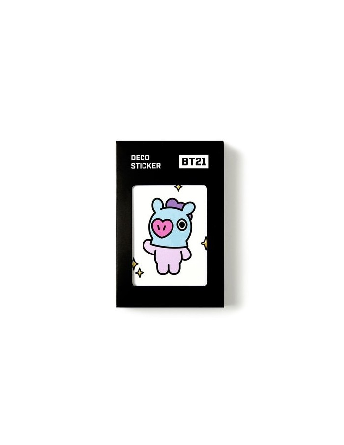 [BT21] BTS Monopoly Collaboration Goods - BT21 Deco Sticker