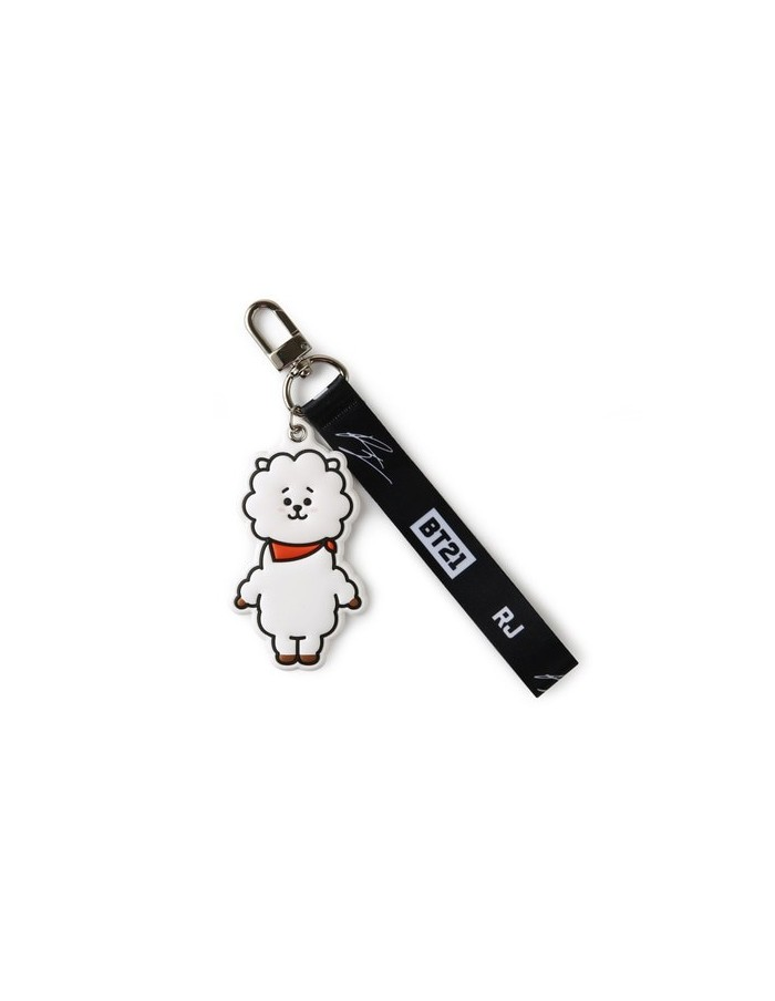 [BT21] BTS Monopoly Collaboration Goods - Travel Wrist Strap