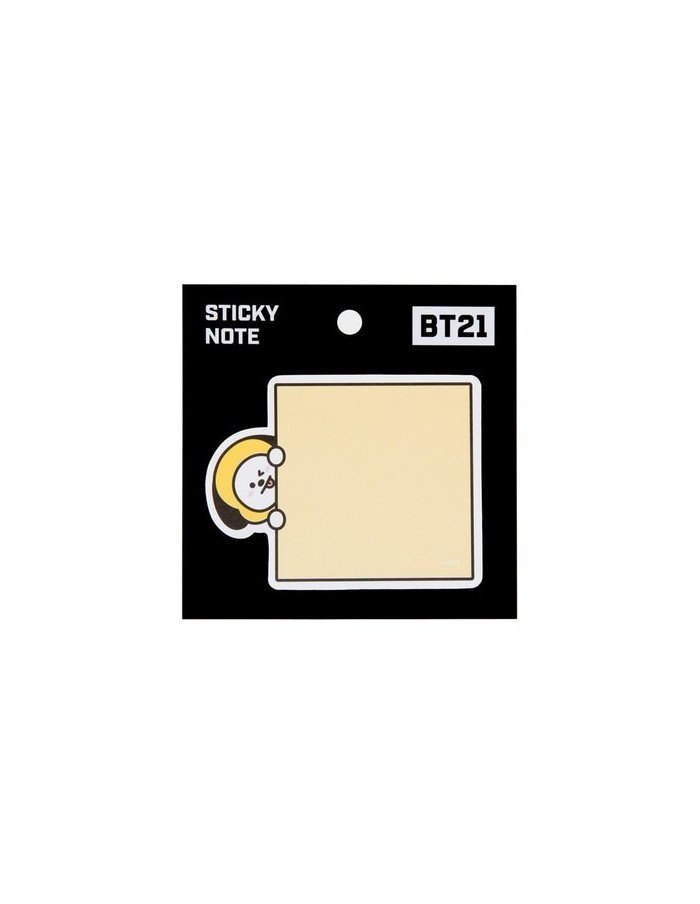 [BT21] BTS Monopoly Collaboration Goods - Sticky Note (Square Type)