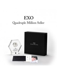 EXO - Quadruple Million Seller