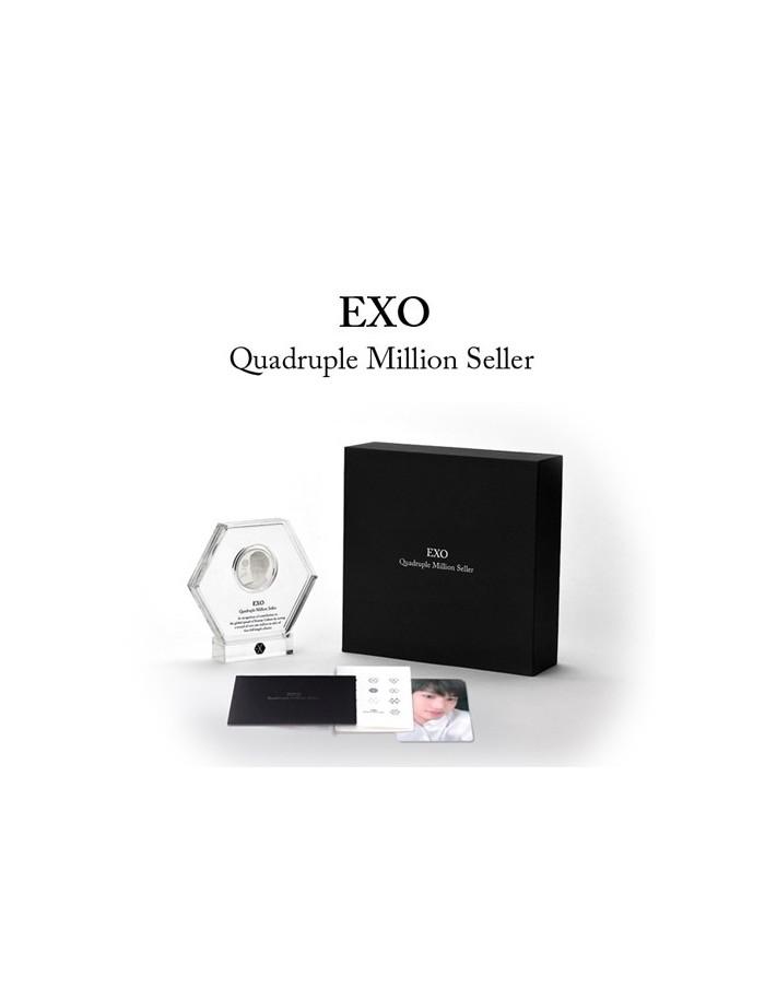 EXO - Quadruple Million Seller