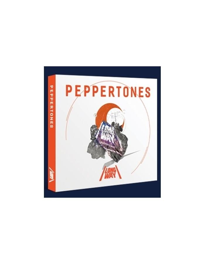 PEPPERTONES 6th Album - Long Way CD + Poster