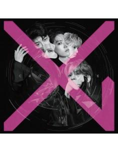 CROSS GENE 5th Mini Album - Zero (B ver) CD + Poster