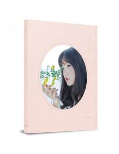 Lucia (Sim Kyusun) Mini Album - Body And Mind(Pink Ver) CD
