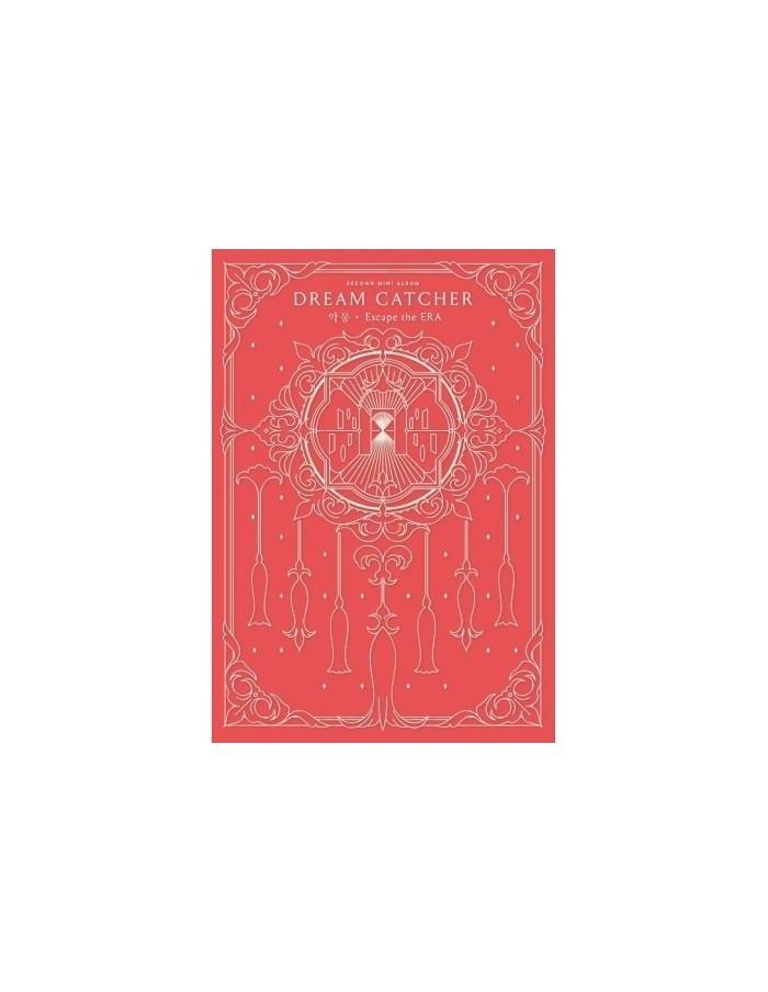DREAM CATCHER 2nd Mini Album - Nightmare-Escape The Era(Inside Ver) CD + Poster
