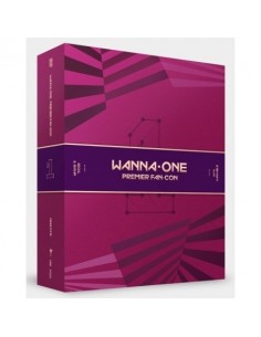 WANNA ONE Premier Fan-Con DVD(3DISC)