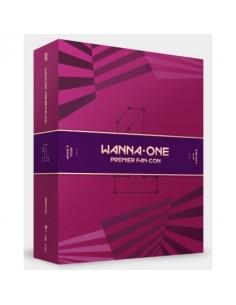 WANNA ONE Premier Fan-Con DVD(3DISC)