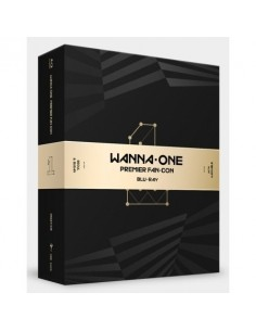 WANNA ONE Premier Fan-Con Blu-ray(2DISC) + Poster