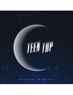 TEEN TOP 8th Mini Album - Seoul Night(B ver) CD + Poster