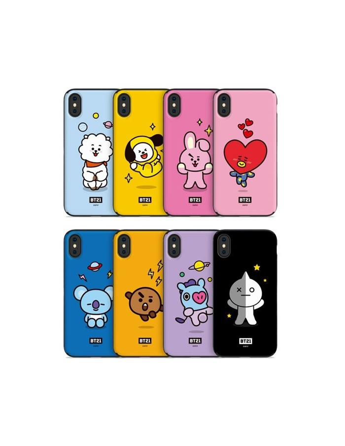 online retailer dd66c 89753 [BT21] Guard Up Plus Case Iconic