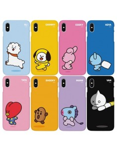 [BT21] Slim hard Case Running