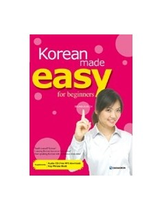 [Korean Learning Textbook] Korean Made Easy for Beginners