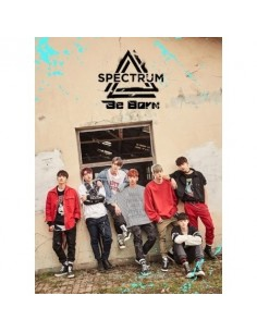 SPECTRUM 1st Mini Album - Be Born CD