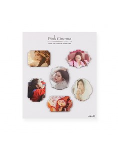 Apink Pink Cinema Goods - Magnet Set