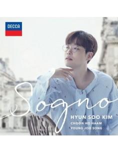 Kim Hyun Soo Debut Album - Sogno CD