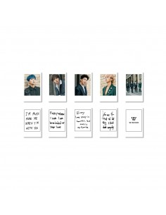 WINNER Everyd4y Official Goods - BookMark Set