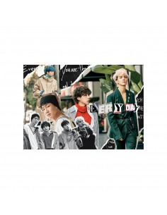 WINNER Everyd4y Official Goods - Art Poster Color