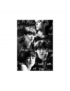 WINNER Everyd4y Official Goods - Art Poster Gray