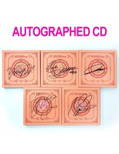 [AUTOGRAPHED CD] WJSN 4th Mini Album - Dream Your Dream (포레우스  VER) CD