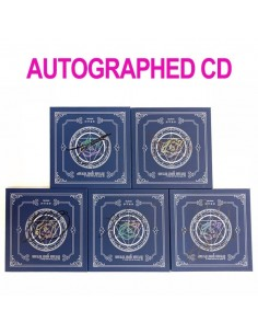 [AUTOGRAPHED CD] WJSN 4th Mini Album - Dream Your Dream (아귀르떼스  VER) CD