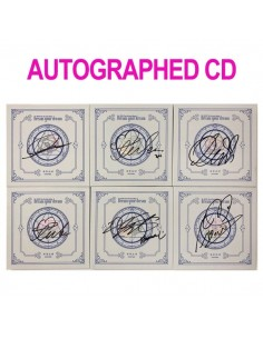 [AUTOGRAPHED CD] WJSN 4th Mini Album - Dream Your Dream (에뉩니온 VER) CD
