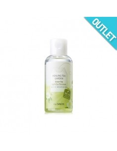 [the SAEM] Healing Tea Garden Green Tea Lip & Eye Remover 150ml
