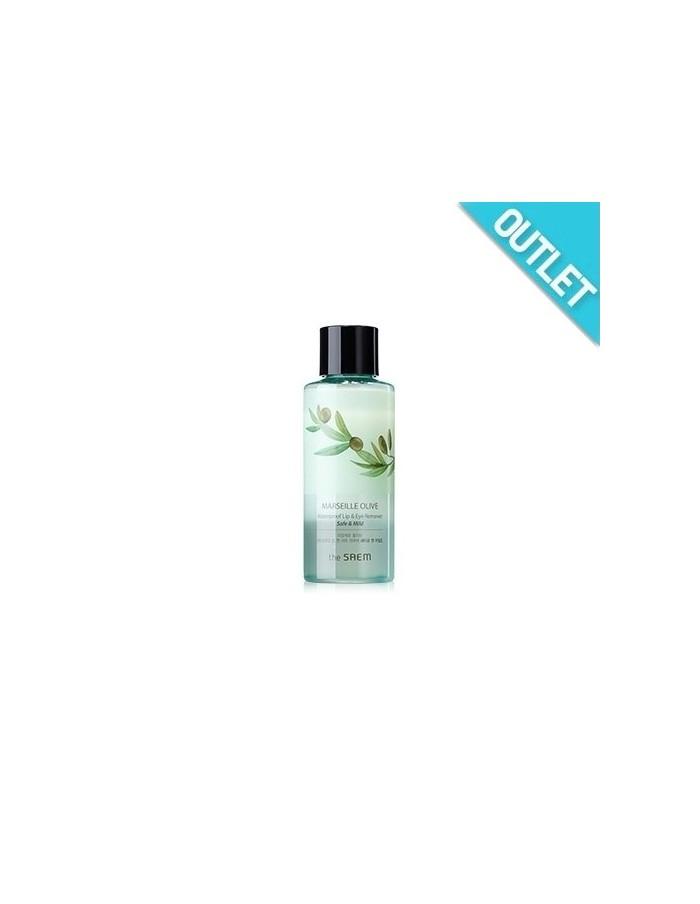 [the SAEM] MARSEILLE OLIVE Waterproof Lip & Eye Remover 100ml