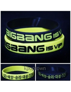 [BB43] Bigbang Jelly Band Bracelet