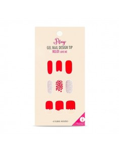 [ETUDE HOUSE] Play Gel Nail Design Tip (6Kinds)