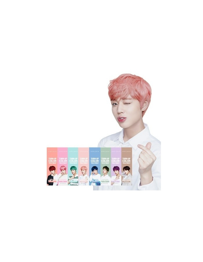 [APRILSKIN] Wanna One Turn Up Color Treatment 60ml