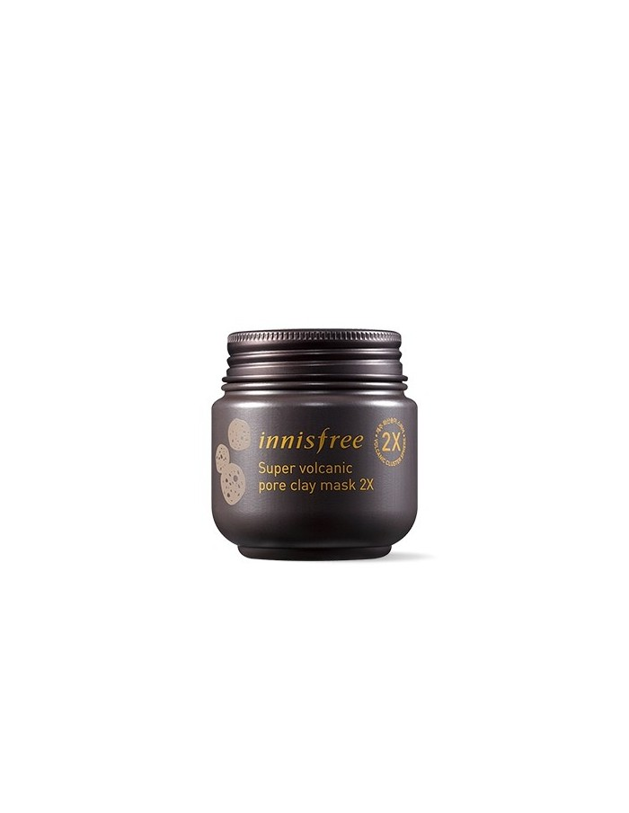 [INNISFREE] Super Volcanic Peel Off Mask 2X 100ml