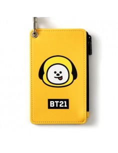 [BT21] BTS Monopoly Collaboration Goods - Strap Card Holder