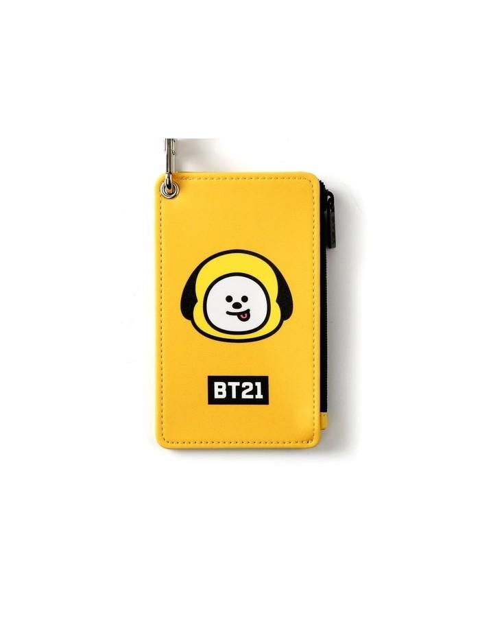 [BT21] BTS Monopoly Collaboration Goods - Strap Card Holder