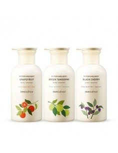 [INNISFREE] My Perfumed Body Body Cleanser 330ml (6Kinds)