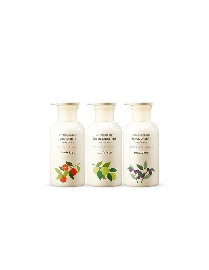 [INNISFREE] My Perfumed Body Body Cleanser 330ml (6Kinds)