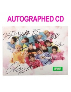 [AUTOGRAPHED CD] The Boyz 2nd Mini Album - The Start (B ver) CD