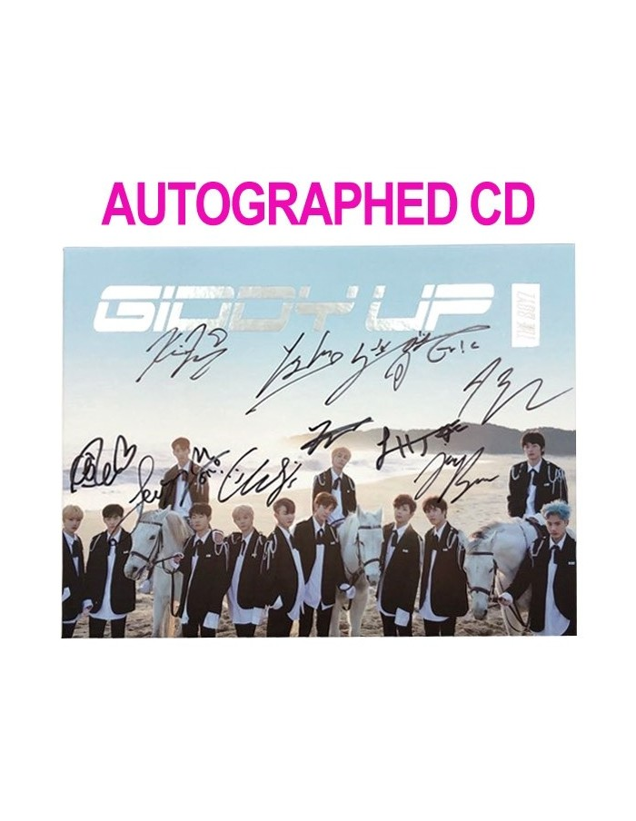 [AUTOGRAPHED CD] The Boyz 2nd Mini Album - The Start (C ver) CD